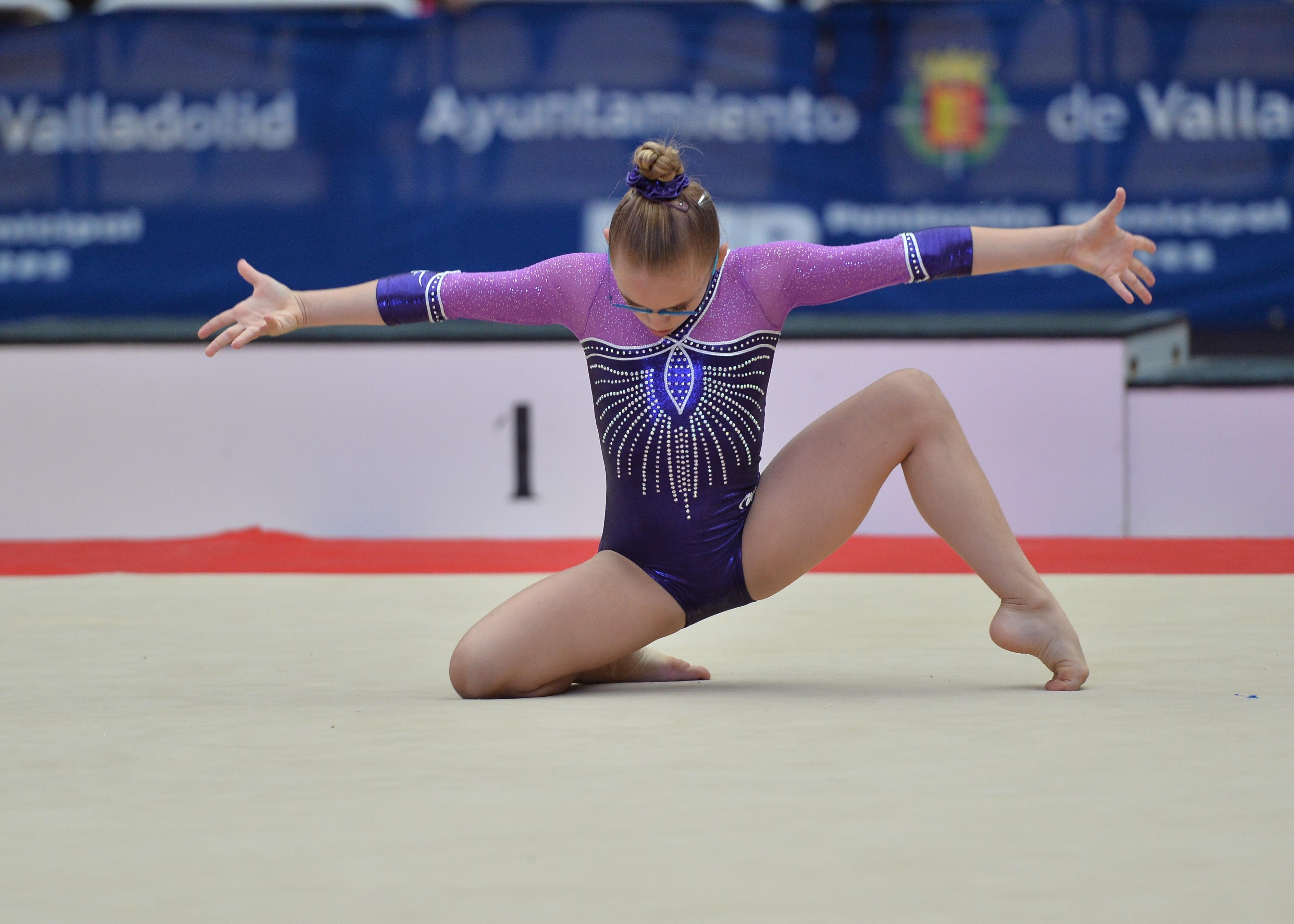 de zile de fericire – aventura canadiana, Miopă gimnastică pentru ochi
